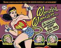 Image: Wonder Woman: The Complete Dailies 1944-1945 HC  - IDW Publishing
