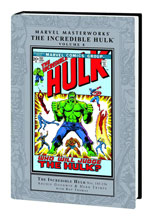 Image: Marvel Masterworks: The Incredible Hulk Vol. 08 HC  - Marvel Comics