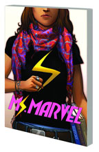 Image: Ms. Marvel Vol. 01: No Normal SC  - Marvel Comics
