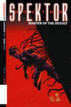Image: Doctor Spektor: Master of the Occult #4 (Francavilla subscription cover) - Dynamite