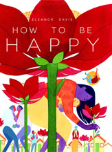 Image: How to be Happy HC  - Fantagraphics Books