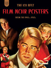 Image: Film Noir 101: The 101 Best Film Noir Posters From the 1940s-1950s HC  - Fantagraphics Books