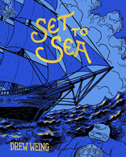 Image: Set to Sea GN  - Fantagraphics Books