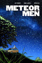 Image: Meteor Men SC  - Oni Press Inc.