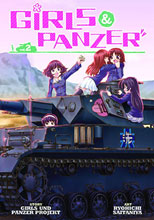 Image: Girls Und Panzer Vol. 02 SC  - Seven Seas Entertainment LLC