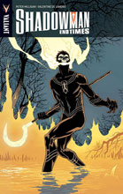 Image: Shadowman: End Times SC  - Valiant Entertainment LLC
