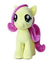 Image: Aurora My Little Pony Plush: Fluttershy  (10-inch) -