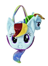 Image: Aurora My Little Pony Ponytail Carrier: Rainbow Dash  -
