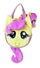 Image: Aurora My Little Pony Ponytail Carrier: Fluttershy  -
