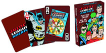 Image: Justice League of America Playing Cards  -