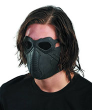 Image: Captain America 2 Winter Soldier Latex Deluxe Mask  -
