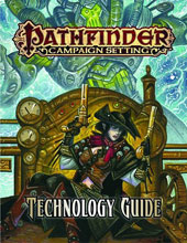 Image: Pathfinder Campaign Setting: Technology Guide  -