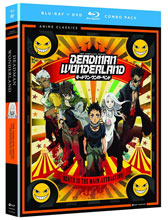 Image: Deadman Wonderland: The Complete Series Blu-ray+DVD  -