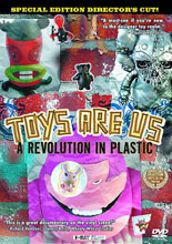 Image: Toys Are Us: A Revolution in Plastic DVD  -