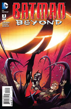 Image: Batman Beyond #3 (2015) - DC Comics