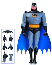 Image: Batman: The Animated Series Action Figure 13 - Batman  - DC Comics