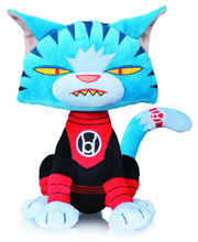 Image: DC Comics Super-Pets! Plush: Dex-Starr  - DC Comics