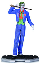 Image: DC Comics Icons Statue: The Joker  - DC Comics