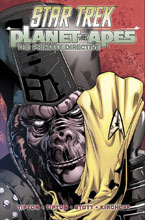 Image: Star Trek / Planet of the Apes: The Primate Directive SC  - IDW Publishing
