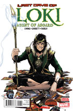 Image: Loki: Agent of Asgard #17 - Marvel Comics