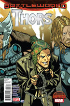 Image: Thors #3 - Marvel Comics