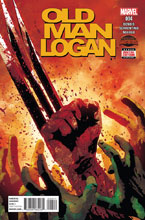 Image: Old Man Logan #4 - Marvel Comics