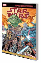 Image: Star Wars Legends Epic Collection: Rise of the Sith Vol. 01 SC  - Marvel Comics
