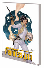 Image: Star Wars: Princess Leia SC  - Marvel Comics