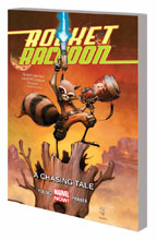 Image: Rocket Raccoon Vol. 01: A Chasing Tale SC  - Marvel Comics