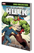 Image: Incredible Hulk Epic Collection: Ghost of the Past SC  - Marvel Comics