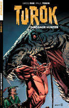 Image: Turok: Dinosaur Hunter Vol. 03: Raptor Forest SC  - Dynamite