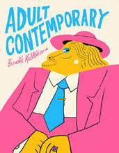 Image: Adult Contemporary HC  - Drawn & Quarterly