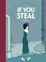 Image: If You Steal HC  - Fantagraphics Books