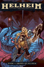 Image: Hellheim Vol. 02: Brides of Helheim SC  - Oni Press Inc.
