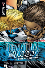 Image: Quantum and Woody by Priest & Bright: Switch SC  - Valiant Entertainment LLC