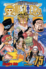 Image: One Piece Vol. 75: New World Part 15 SC  - Viz Media LLC
