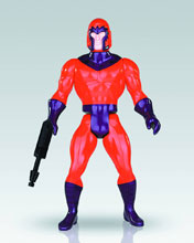 Image: Marvel Secret Wars Jumbo Action Figure: Magneto  -