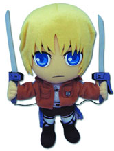 Image: Attack on Titan Plush: Armin  -