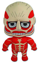 Image: Attack on Titan Plush: Colossal Titan  -