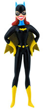 Image: New Batman Adventures Bendable Figure: Batgirl  -