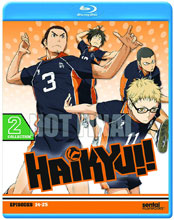 Image: Haikyu Collection 02 Blu-ray  -