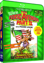 Image: Toxic Avenger Part II BluRay+DVD  -