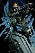 Image: Halo: Tales from Slipspace HC  - Dark Horse Comics