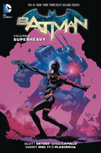 Image: Batman Vol. 08: Superheavy SC  - DC Comics
