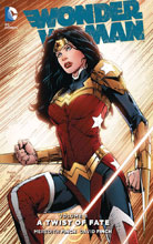 Image: Wonder Woman Vol. 08: A Twist of Fate SC  - DC Comics