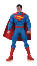 Image: DC Comics Designer Series Action Figure 020: Greg Capullo Superman  - DC Comics