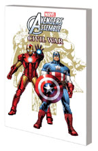 Image: Marvel Universe Avengers Assemble: Civil War Digest SC  - Marvel Comics