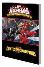 Image: Marvel Universe Ultimate Spider-Man: Contest of Champions Digest SC  - Marvel Comics