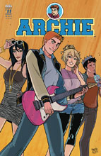 Image: Archie #11 (cover B - Anwar) - Archie Comic Publications
