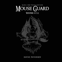 Image: Mouse Guard: Winter 1152 Black and White Edition Slipcased HC  - Boom! Studios
